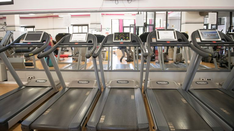 Indoor gyms can reopen from July 25