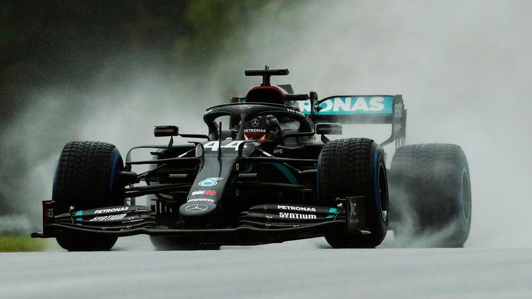 Anthony Davidson and Karun Chandhok compare Lewis Hamilton and Max Verstappen as they fought it out for pole position at the Styrian Grand Prix