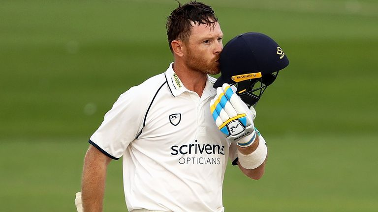 Warwickshire batsman Ian Bell says retirement is not on his mind after signing a new one-year contract until the end of 2021.