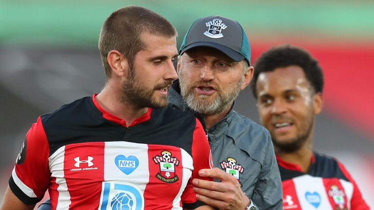 Jack Stephens made a vital contribution to Southampton's 1-0 victory