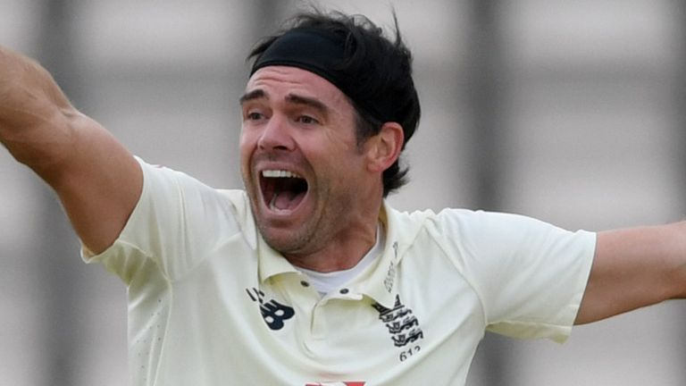 Dominic Cork wants James Anderson (pictured) to return for the third Test