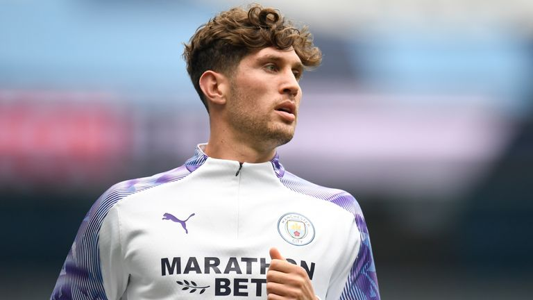 John Stones admits he has endured a frustrating time with Manchester City lately