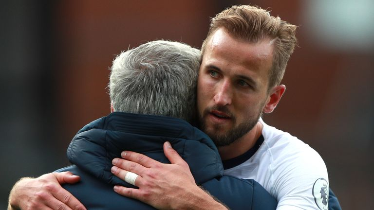 Harry Kane would turn Manchester United into massive players in the title race next season, says Paul Merson