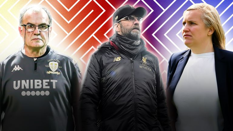 Jurgen Klopp was named LMA Manager of the Year, while Marcelo Bielsa and Emma Hayes won the Championship and WSL awards respectively