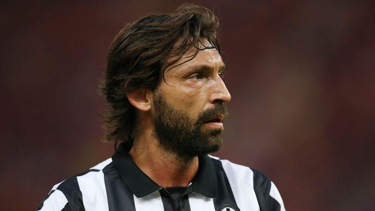 andrea pirlo juventus announce former midfielder returning as u23 boss football news sky sports andrea pirlo juventus announce former
