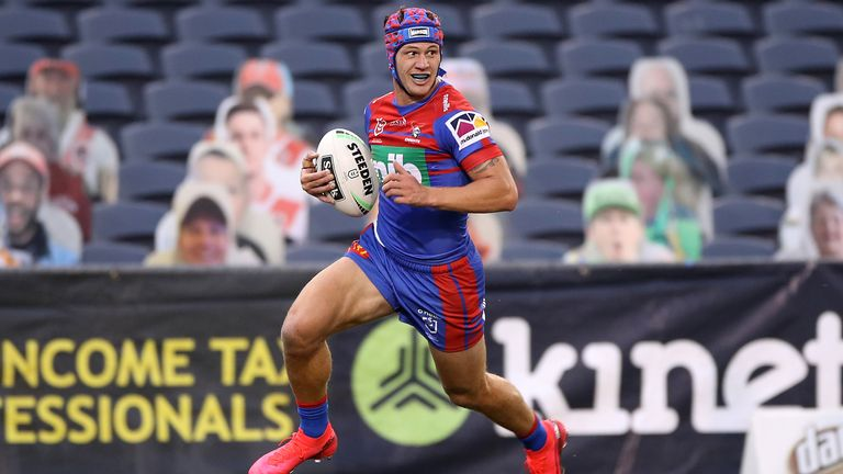 McDermott would like to see star names like Kalyn Ponga have a short stint in the Betfred Super League
