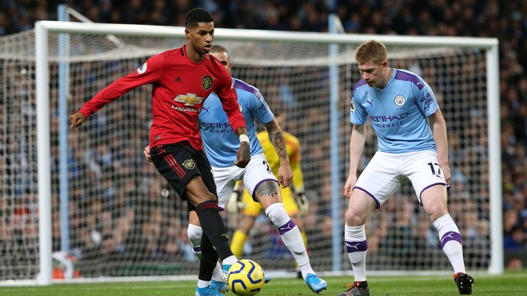 Kevin De Bruyne and Marcus Rashford were beaten to the accolade by Henderson