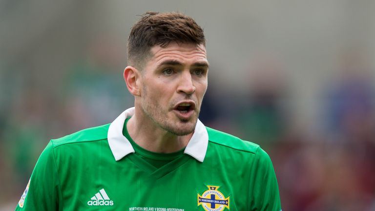 Northern Ireland international Kyle Lafferty could be on the move once again.
