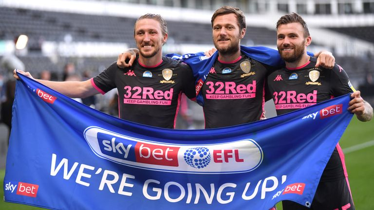 Leeds United will lift the Championship trophy tonight
