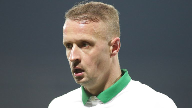 Leigh Griffiths has been accused of letting his team-mates down by Celtic manager Neil Lennon