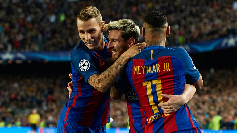 """Digne used to count Lionel Messi and Neymar as team-mates - but a """"special feeling"""" about Everton brought him to Merseyside"""