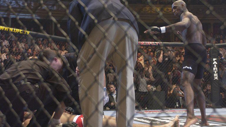 Mark Weir UFC