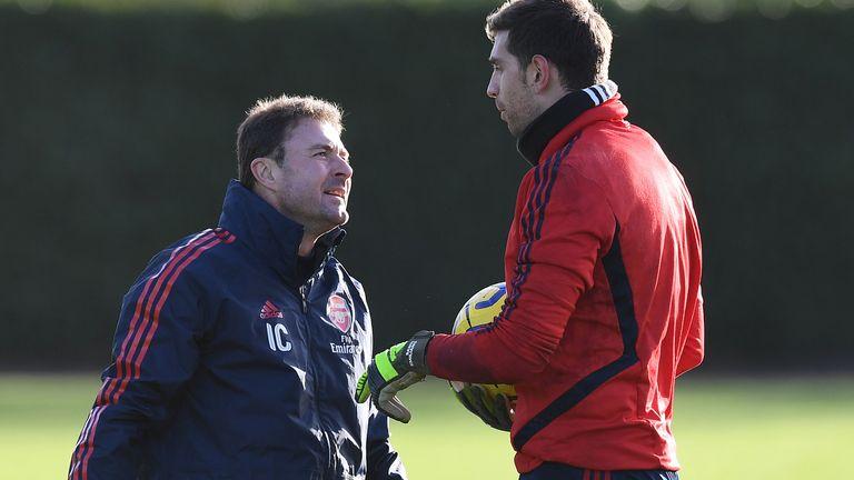 Martinez has enjoyed working with Iñaki Caña Pavon