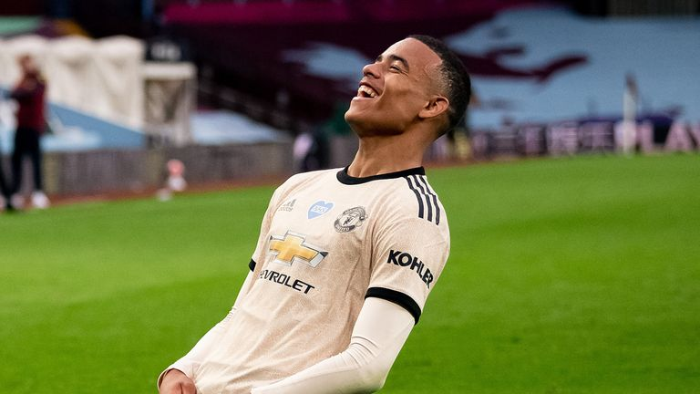 Mason Greenwood has been getting rave reviews at Manchester United
