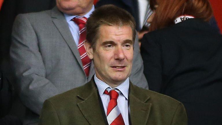 Owner Matthew Benham has been a Brentford fan since the 1970s