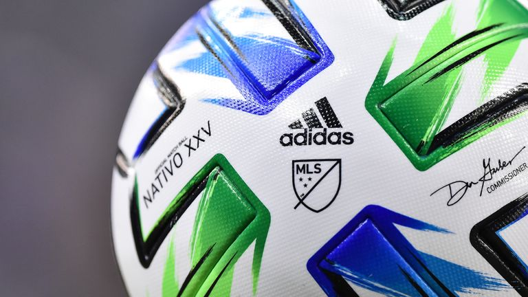 MLS ball for 2020 season