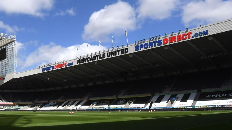 The future ownership of Newcastle United remains uncertain