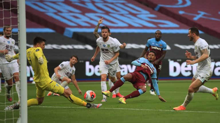 West Ham 0 - 1 Burnley - Match Report & Highlights