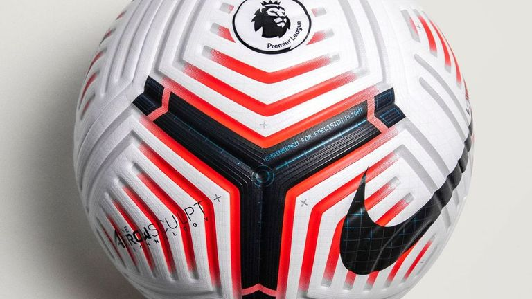 Nike say their Flight ball - for the 2020/21 Premier League season - addresses 'issues of inconsistent aerodynamics through a revolutionary ball design'