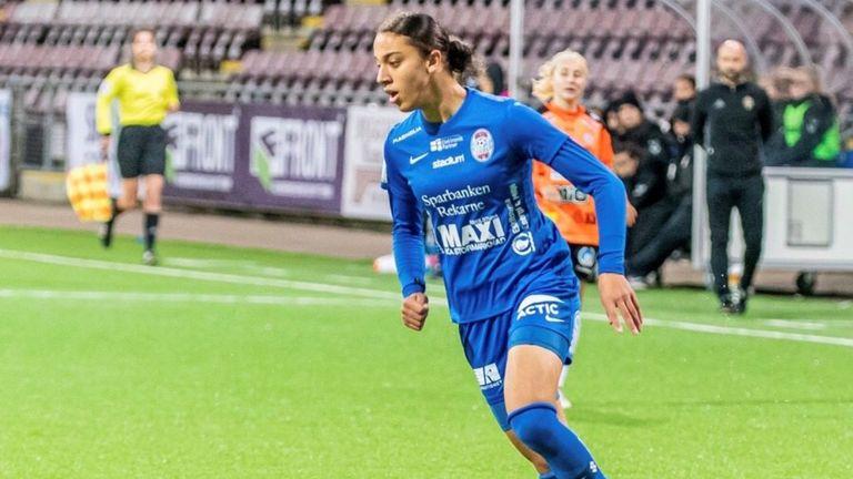 Swedish footballer Nor Mustafa