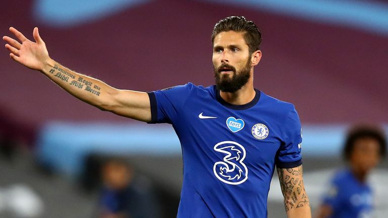Chelsea wore their new kit for the first time against West Ham - but suffered a 3-2 defeat
