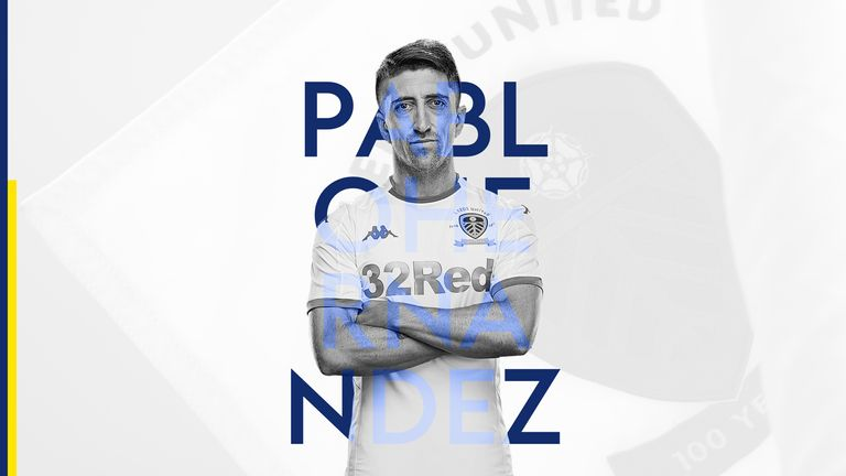 No player has contributed to more Championship goals since Pablo Hernandez's arrival at Leeds