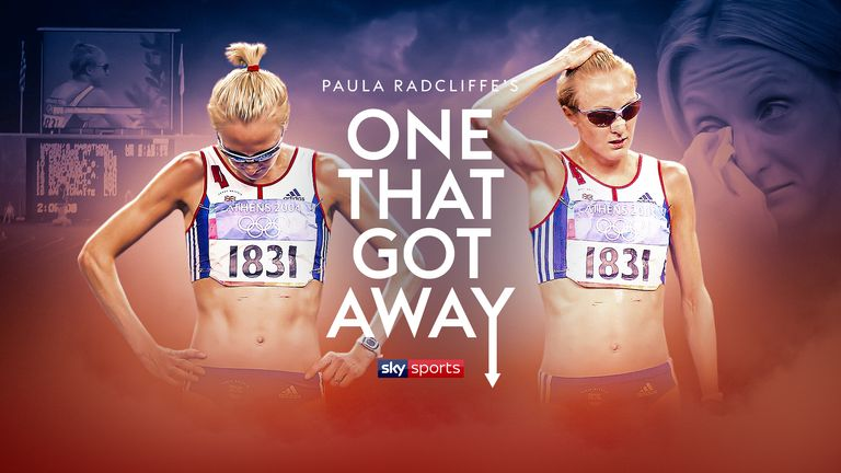 Paula Radcliffe's 'One That Got Away'