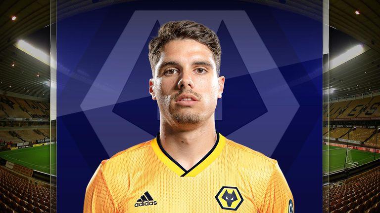 Wolves forward Pedro Neto has enjoyed a promising first season