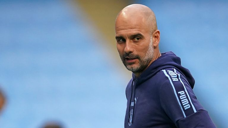 Man City boss Pep Guardiola wary of Real Madrid threat | Football ...