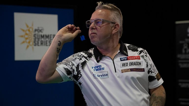 Peter Wright enjoyed a brilliantly consistent five days in Milton Keynes and capped it with Sunday's title