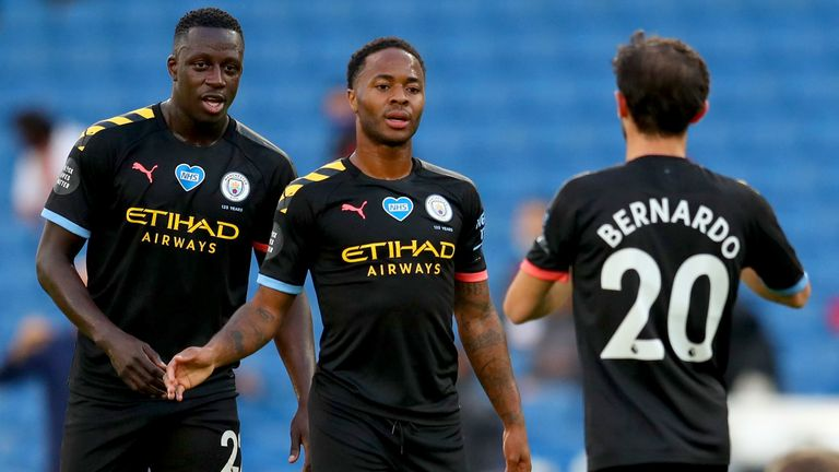 Manchester City could be big spenders once again in the transfer market