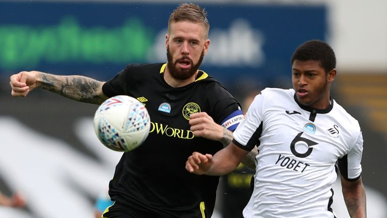 Jansson has praised the unity in the Brentford squad
