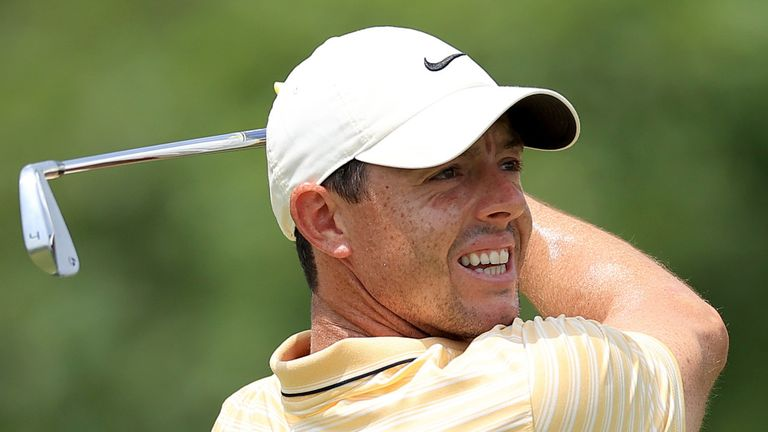 McIlroy finished tied-47th in Memphis last week