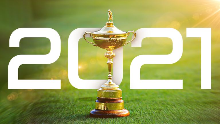 Ryder Cup now in 2021