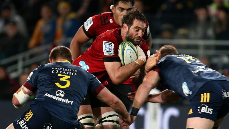 Sam Whitelock has been one of the most consistent performers in world rugby