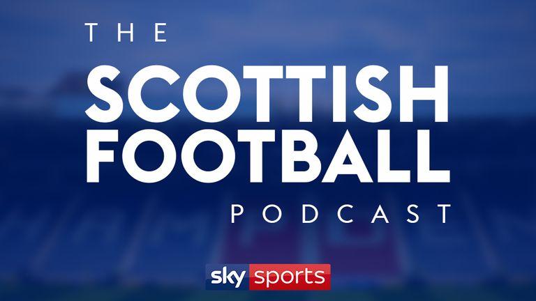 Scottish Football Podcast imagery