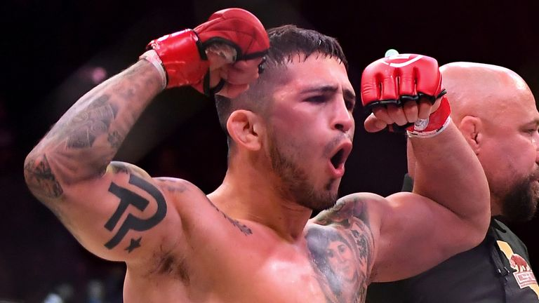 Pettis faces Bandejas in a highly-anticipated bantamweight bout