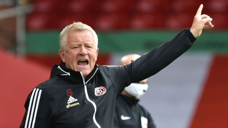 Chris Wilder says the club will not make any 'head-turning transfers' this summer