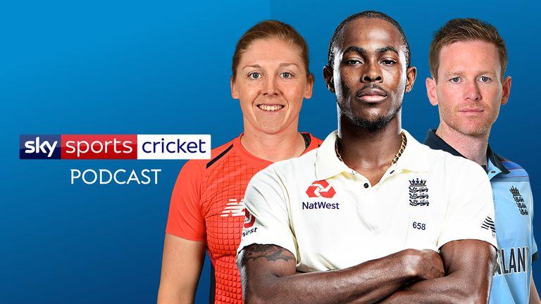 Sky Cricket Podcast