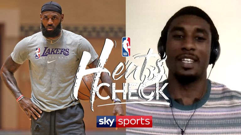 Join Ovie Soko for a new episode of Heatcheck now