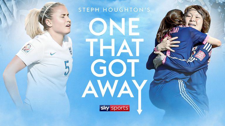 One that got away - Steph Houghton