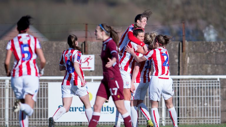 Stoke City Women appointed Moulton as head coach this month