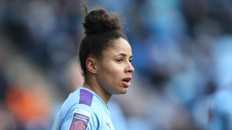 Demi Stokes has called for more black representation at the grassroots level of women's football