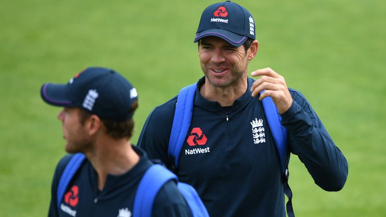 Broad and James Anderson have been England's long-established opening bowlers in Test cricket
