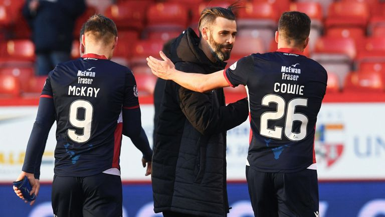 Stuart Kettlewell will lead Ross County this season