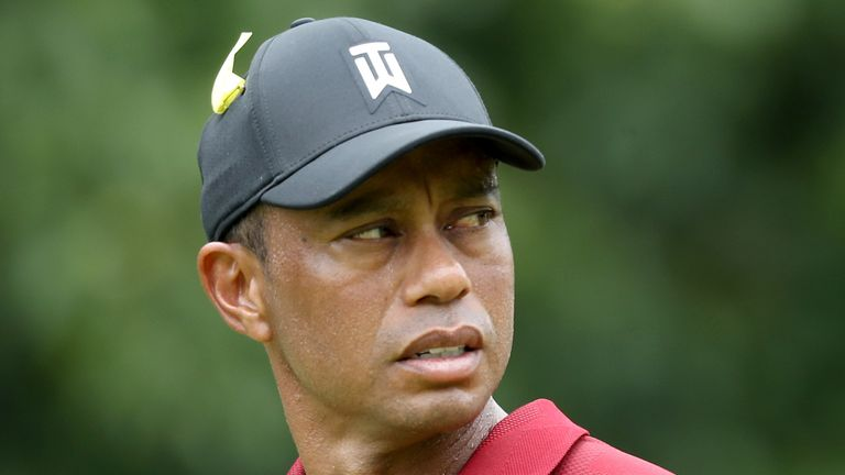 Tiger Woods to sit out of the WGC-FedEx St Jude Invitational