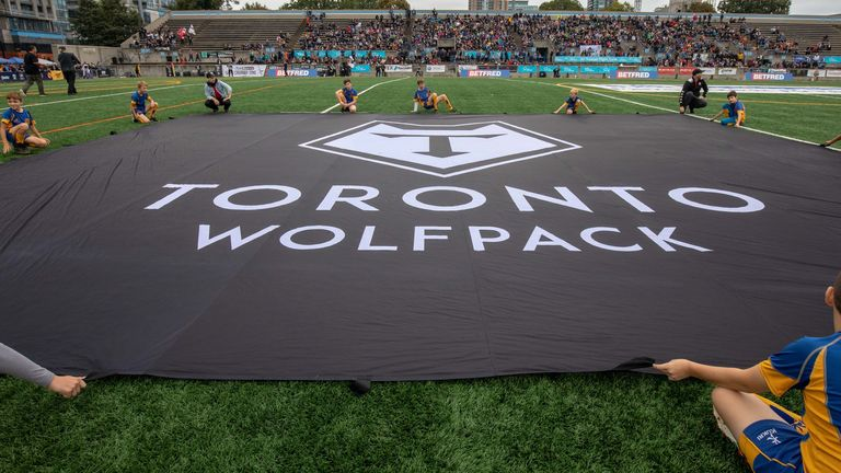 Toronto Wolfpack say they intend to field a team for the 2021 season