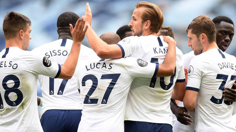 Tottenham are set for a congested fixture list at the start of the season