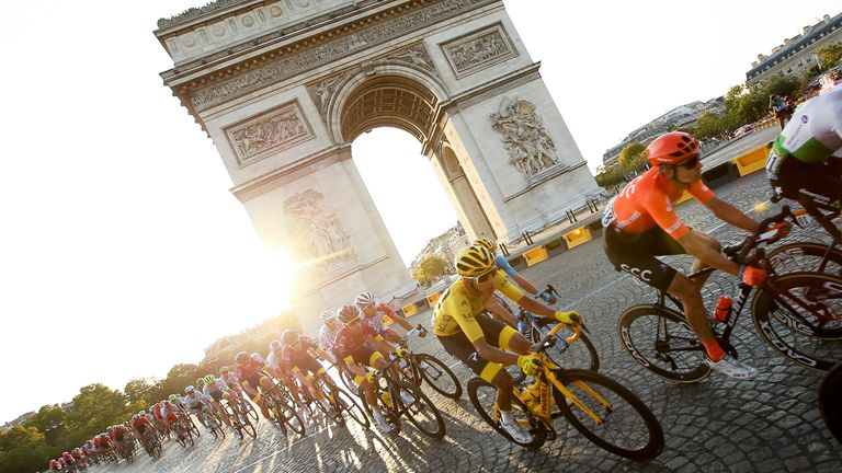 Tour De France 2020 An Edition Like No Other Cycling News Sky Sports