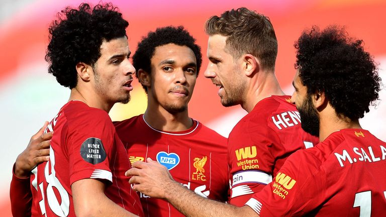 Could Trent Alexander-Arnold thrive in midfield?
